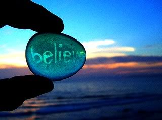 When to Believe What You  Believe